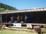 @ the Siskiyou Folk and Bluegrass Festival 2010