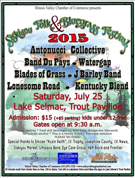 Bluegrass 2015